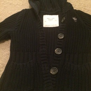 Abercrombie & Fitch Dark blue Jacket