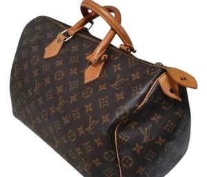 Louis Vuitton Satchel in Speedy 35