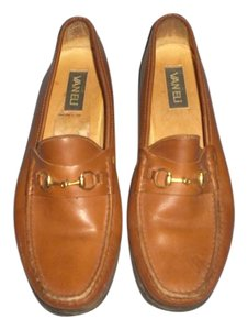 Vaneli Loafers Leather brown Flats
