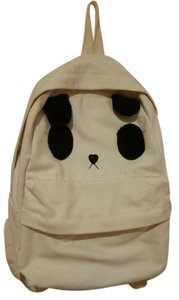 Other Animal Print Canvas Soft Asian Backpack