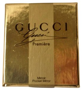 Gucci Gucci Double sided Compact Mirror - Gold