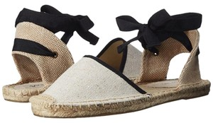 Soludos Espadrilles Lace-up Beach Festival Flats