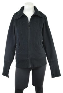 Lululemon Black Sweatshirt Jacket
