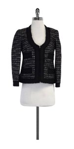 J.Crew Black White Tweed Jacket