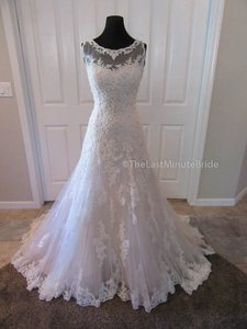 David Tutera For Mon Cheri Locklyn 115234 Wedding Dress