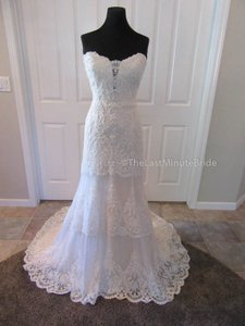 David Tutera For Mon Cheri Eliana 116212 Wedding Dress