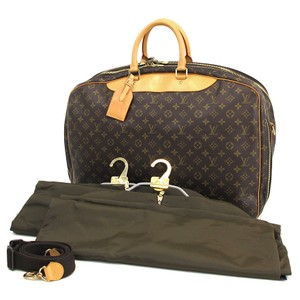 Louis Vuitton Alize Alize Travel Travel Brown Travel Bag