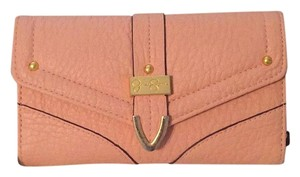 Jessica Simpson Wristlet in Light Pink