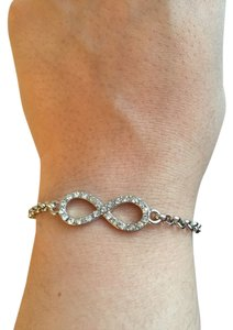 Other Infinity crystal bracelet