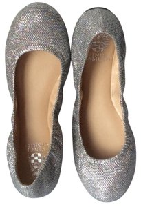 Vince Camuto New With Tags Nwt Metallic Flats