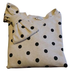 Kate Spade Polka Dot Bow Sweater