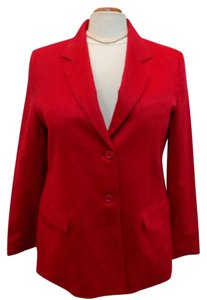 Bloomingdale's Red Jacket