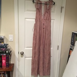 Dusty Rose Maxi Dress by Free People