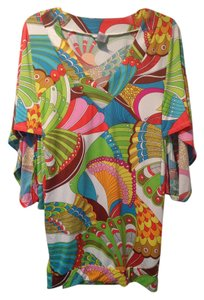 Trina Turk Santa Cruz Cover Up Tunic