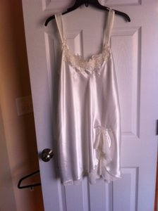 Beautiful Short Gown And Long Robe Set