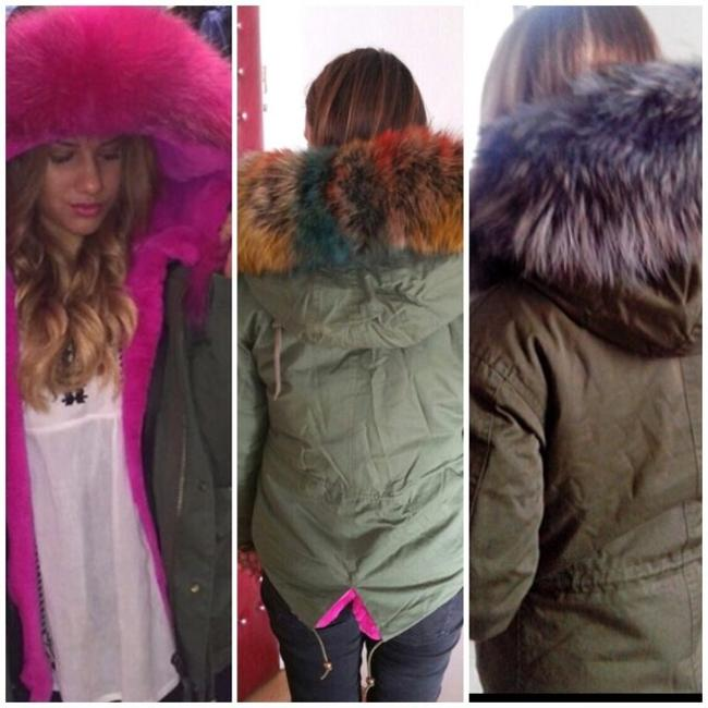 MEIFNG Fur Coat Image 1