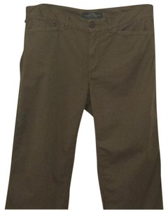 Ralph Lauren Khaki/Chino Pants Olive Green