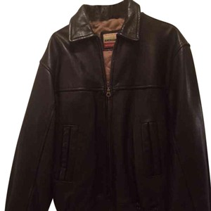 American Base Leather Jacket