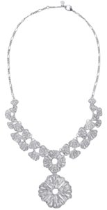 Stella & Dot Stella & Dot Geneve Lace Pendant Necklace