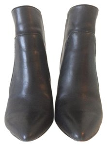 BCBGeneration Leather Bootie Black Boots