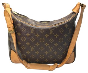 Louis Vuitton Bouligne Hobo Bag