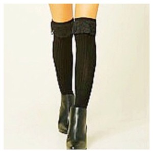 Tall Over The Knee Boot Socks Thigh Highs