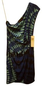 Donna Morgan One Shoulder Dress