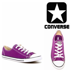 Converse Light Purple Athletic