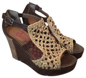 Lollypop two tone Wedges