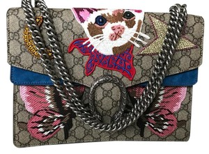 Gucci Dionysus Dionysus Cat Butterfly Butterfly Cat Shoulder Bag