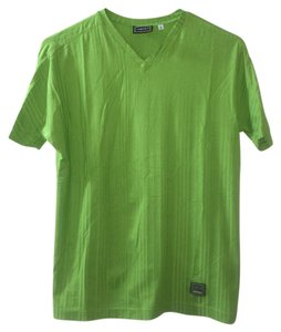 Versace Jeans Collection T Shirt Neon green