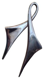 Other Abstract Sterling Taxco Brooch