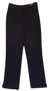 St. John Relaxed Fit Jeans-Dark Rinse