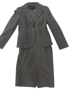 Banana Republic Grey Banana Republic Skirt Suit