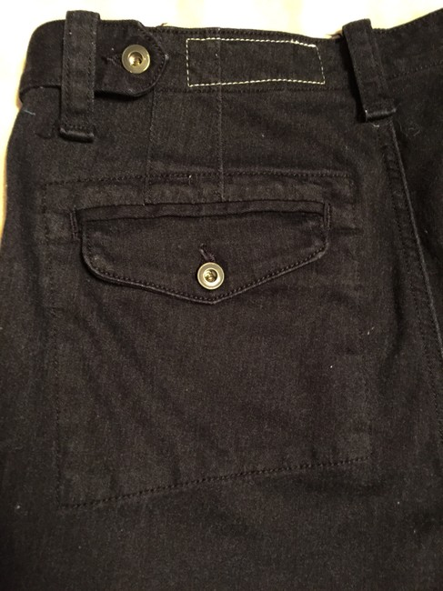 Rag & Bone Made In The Usa Skinny Pants heather black