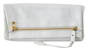 Tom Ford White Clutch