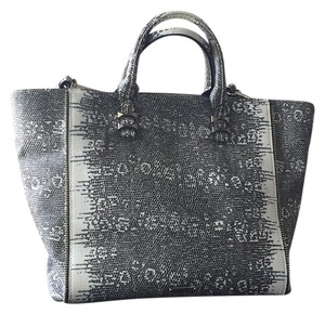 Rebecca Minkoff Tote in Black N White