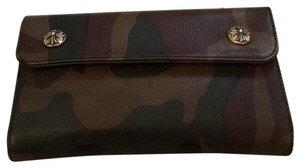 Chrome Hearts Camo Long Wallet
