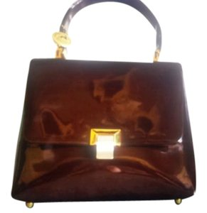 Koret Vintage Satchel in Brown