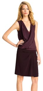 Diane von Furstenberg Drop Waist Sleeveless Dress