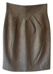 Robert Rodriguez Skirt Gray