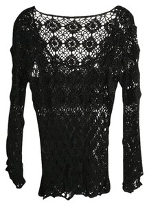 The Limited Crochet Sweater