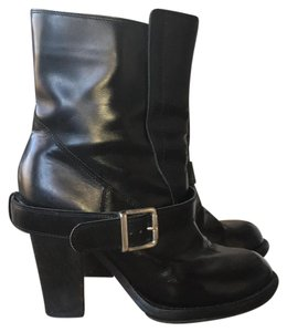 Chlo Black/silver Boots