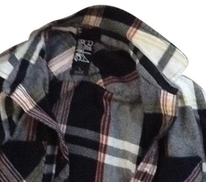 Billabong Button Down Shirt Flannel multi