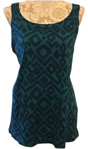 Avenue Top Teal Blue