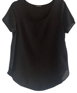 Gabriella Rocha Top Black