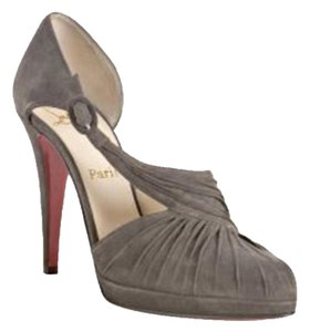 Christian Louboutin Grey Formal