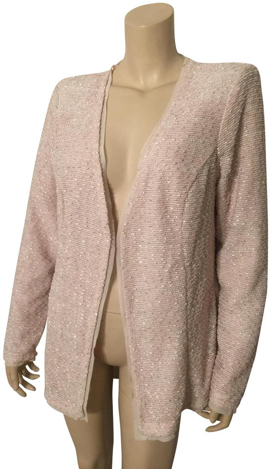 e4757c96271d Forever 21 Creme Chanel Inspired F21 Love Light Weight Blazer Size ...