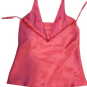 Banana Republic Coral pink Halter Top