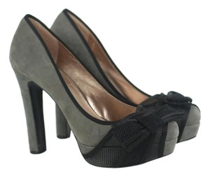 BCBG Paris gray Pumps